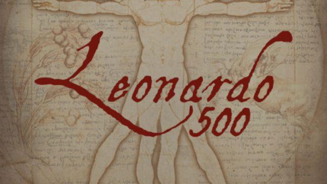 GREAT ART ON SCREEN: LEONARDO 500