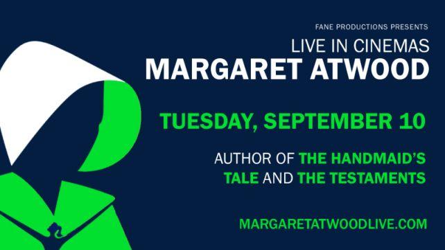 MARGARET ATWOOD: LIVE IN CINEMAS