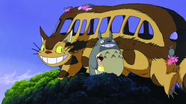 MY NEIGHBOR TOTORO (Dubbed) - Studio Ghibli Festival
