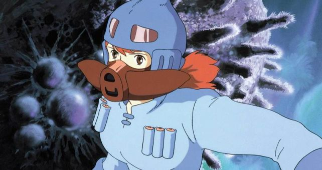 NAUSICAA OF THE VALLEY OF THE WIND - Studio Ghibli Festival