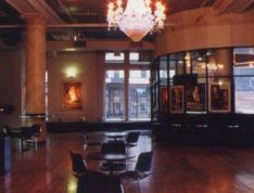 Angelika New York, a type of event space that is offered to host an event in