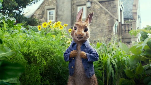 PETER RABBIT - Reel Kids Summer Film Series