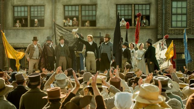 Q&A with Director Mike Leigh - PETERLOO