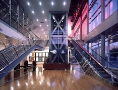 Lounge and Second Floor Lobby, a type of event space that is offered to host an event in