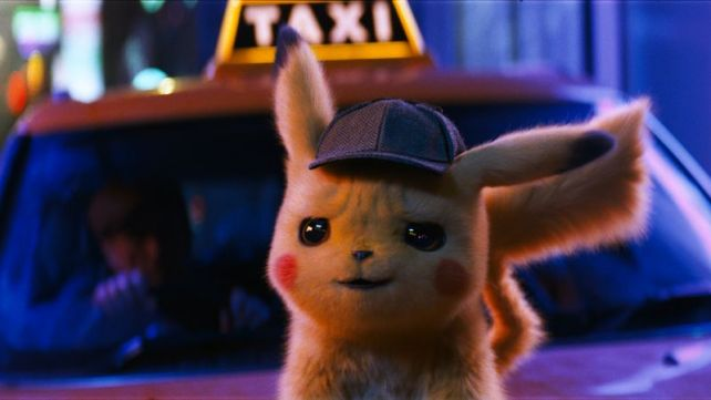 POKEMON DETECTIVE PIKACHU - Reel Kids