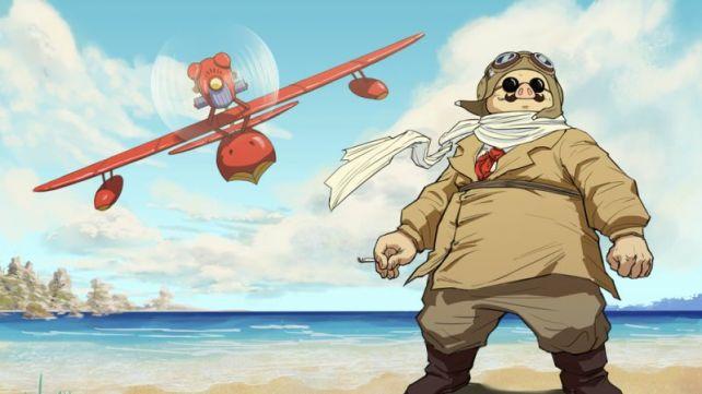 PORCO ROSSO - Studio Ghibli Festival