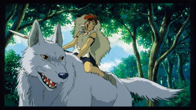 PRINCESS MONONOKE (Dubbed) - Studio Ghibli Festival