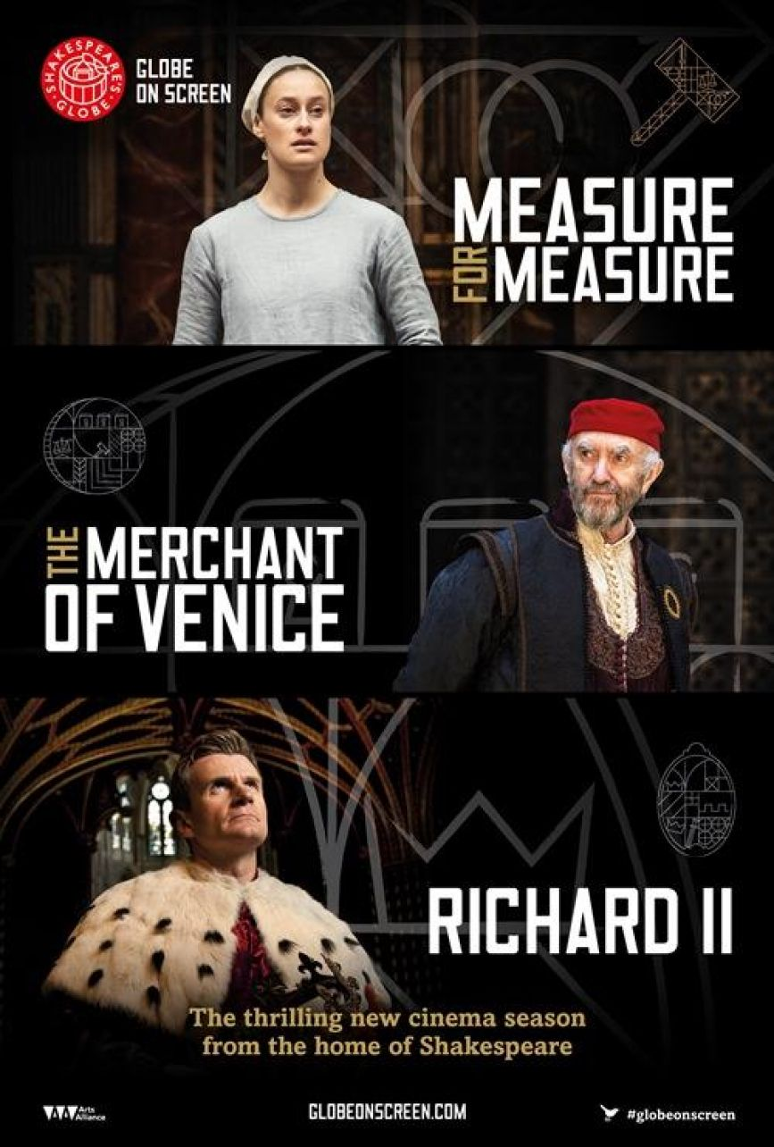 RICHARD II - SHAKESPEARE'S GLOBE ON SCREEN
