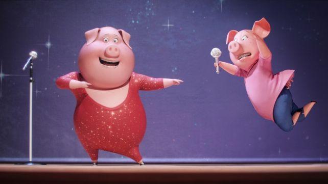 SING - Reel Kids Summer Film Series
