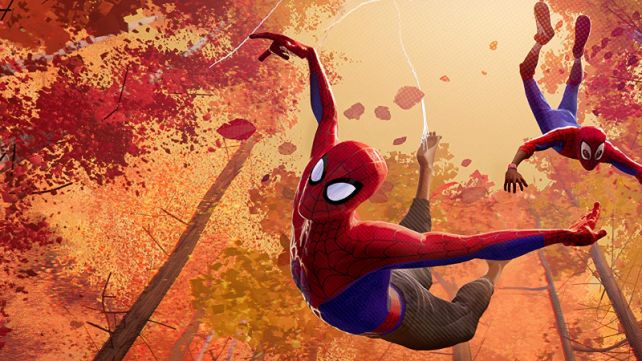SPIDER-MAN: INTO THE SPIDER-VERSE - Reel Kids