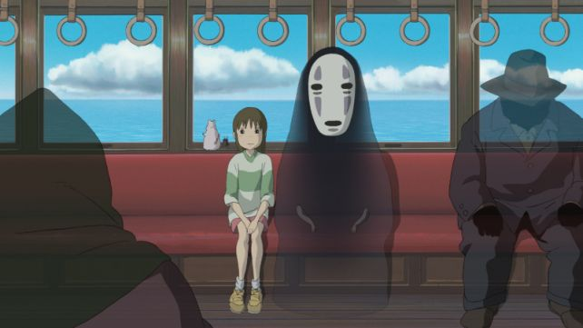 SPIRITED AWAY (Dubbed)- Studio Ghibli Festival