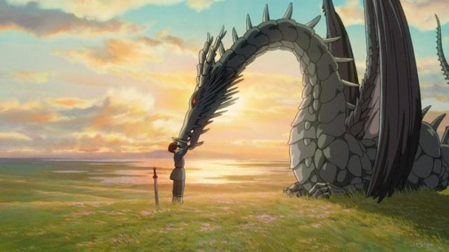 TALES FROM EARTHSEA - Studio Ghibli Festival