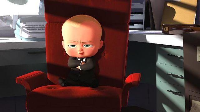 THE BOSS BABY - $1 Summer Films