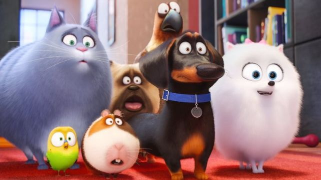 THE SECRET LIFE OF PETS - $1 Summer Films