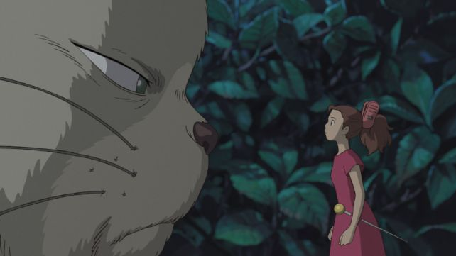 THE SECRET WORLD OF ARRIETTY (Dubbed) - Studio Ghibli Festival