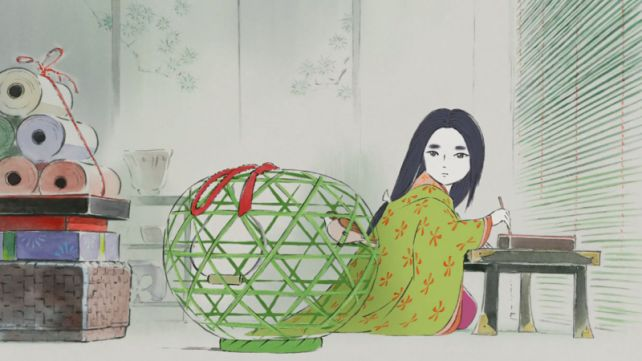 THE TALE OF PRINCESS KAGUYA (Dubbed) - Studio Ghibli Festival