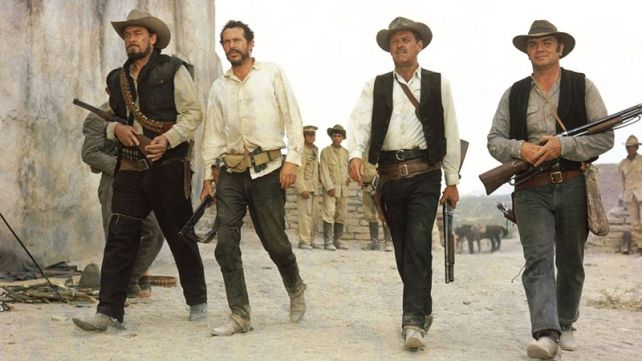 THE WILD BUNCH in 35MM