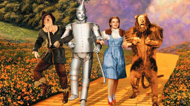 THE WIZARD OF OZ in 35MM