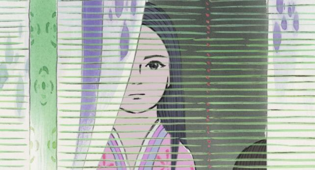 THE TALE OF THE PRINCESS KAGUYA - Studio Ghibli Festival