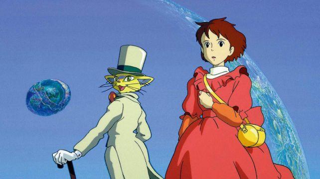 WHISPER OF THE HEART (Dubbed) - Studio Ghibli Festival
