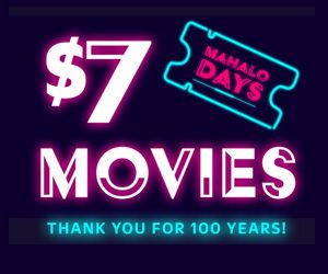 Enjoy $7 Movies & Concession Specials