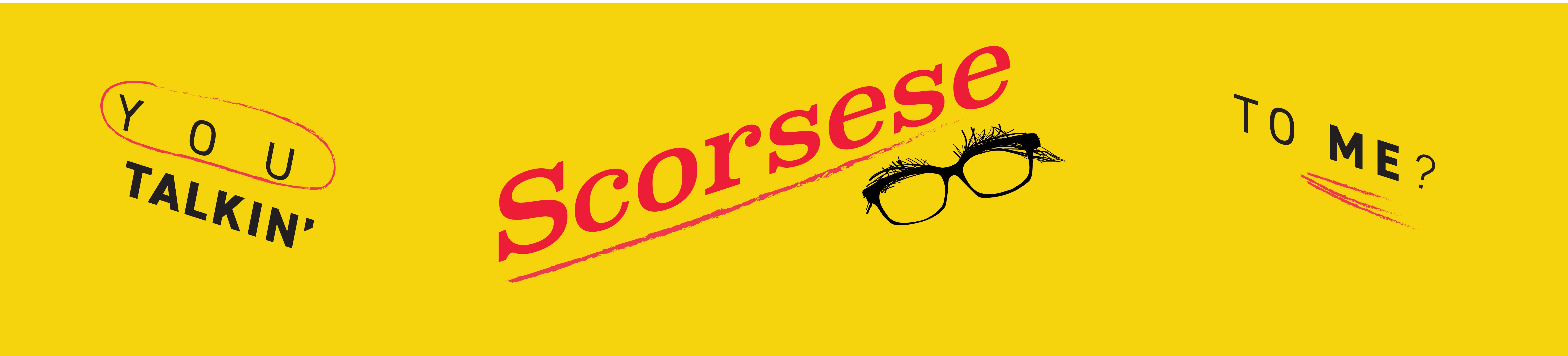 Scorsese Banner
