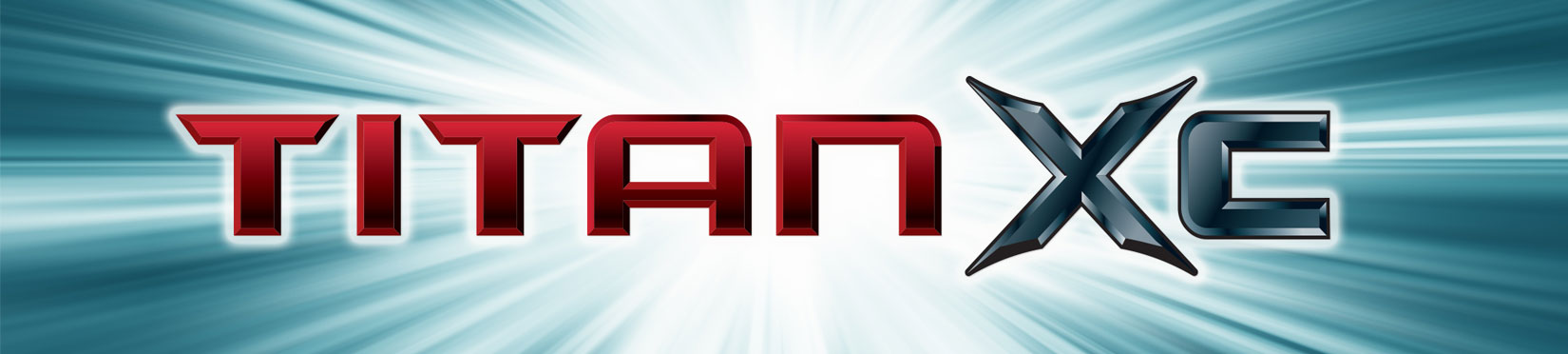 TITAN XC Banner