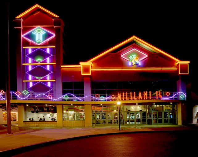 Consolidated Mililani with TITAN LUXE movie theater