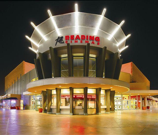 Reading Cinemas Grossmont with TITAN XC movie theater