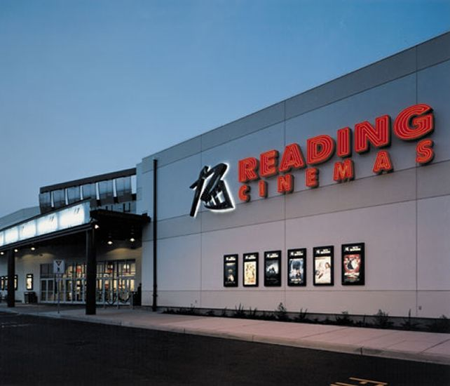 Reading Cinemas Manville with TITAN LUXE movie theater